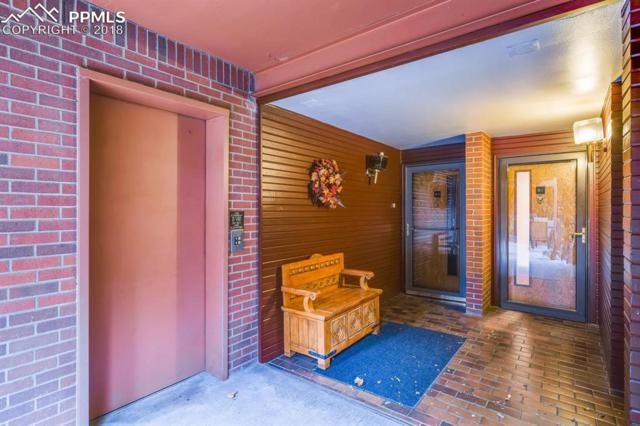81 W Boulder Street, Colorado Springs, CO 80903 (#2672528) :: Jason Daniels & Associates at RE/MAX Millennium