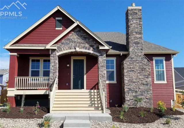 1224 Lady Campbell Drive, Colorado Springs, CO 80905 (#2679992) :: The Hunstiger Team