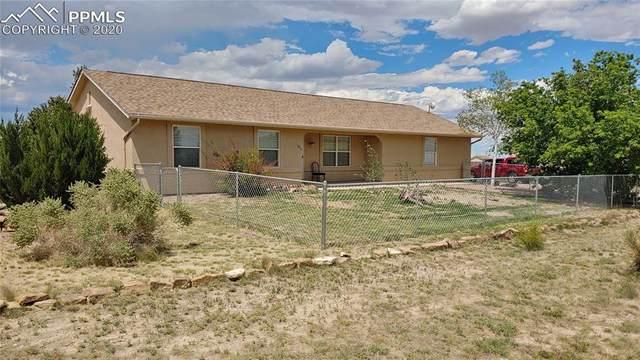 1011 E Desert Cove Drive, Pueblo West, CO 81007 (#2681281) :: The Treasure Davis Team