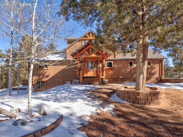 2060 County Road 782, Woodland Park, CO 80863 (#2682521) :: 8z Real Estate