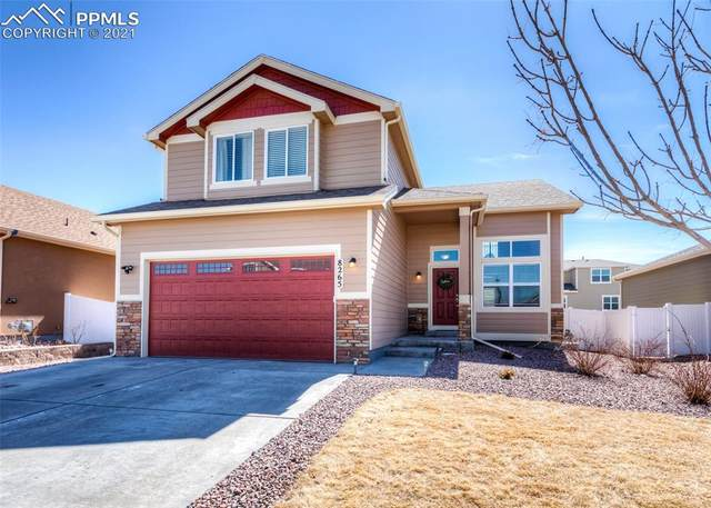 8265 Wagon Spoke Trail, Fountain, CO 80817 (#2683379) :: The Harling Team @ HomeSmart