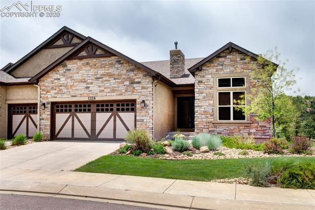 1328 Longs Point Point, Woodland Park, CO 80863 (#2685035) :: Fisk Team, RE/MAX Properties, Inc.