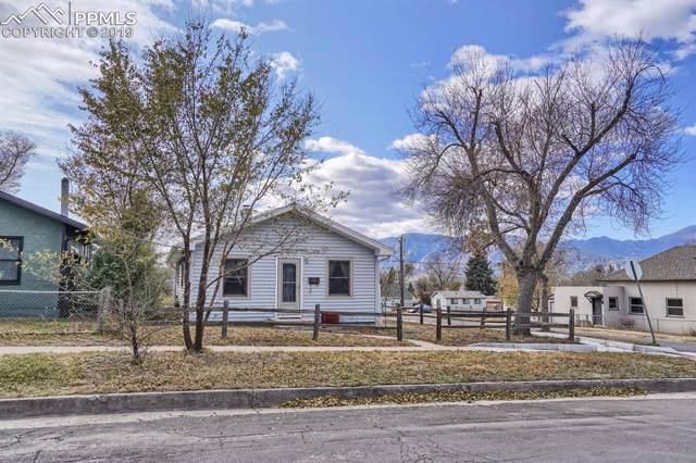 1001 E Moreno Avenue, Colorado Springs, CO 80903 (#2685406) :: The Daniels Team