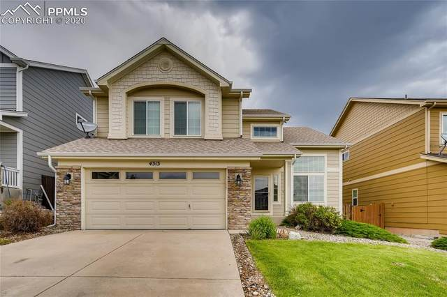 4313 Centerville Drive, Colorado Springs, CO 80922 (#2685488) :: Tommy Daly Home Team