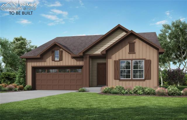 9874 Golf Crest Drive, Peyton, CO 80831 (#2687181) :: Jason Daniels & Associates at RE/MAX Millennium