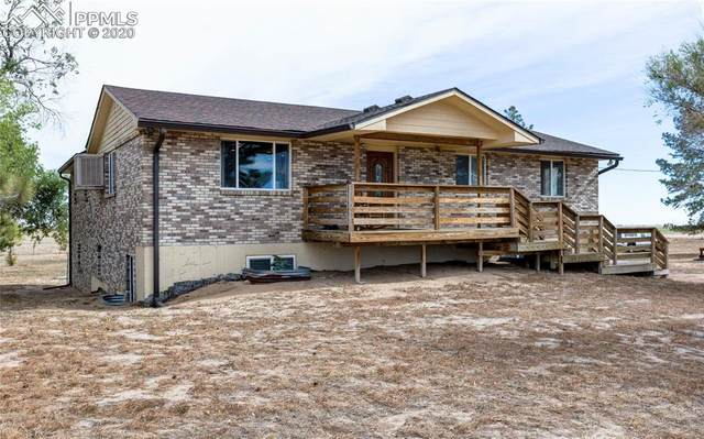 5000 County Road 133, Ramah, CO 80832 (#2695612) :: Action Team Realty