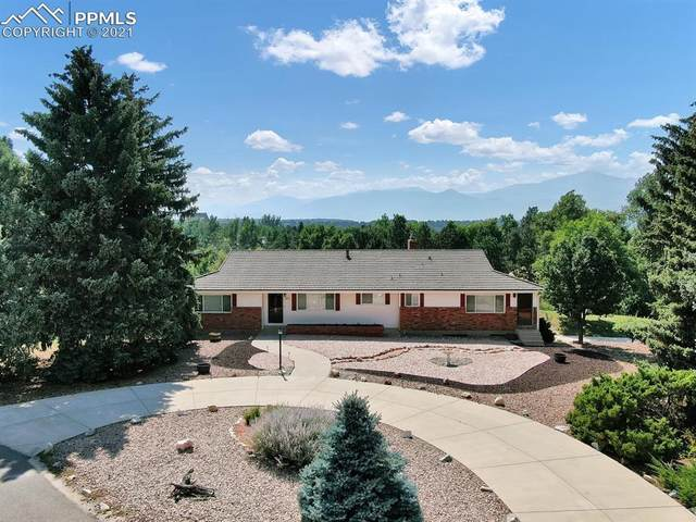 2057 Brookwood Drive, Colorado Springs, CO 80918 (#2699917) :: Tommy Daly Home Team