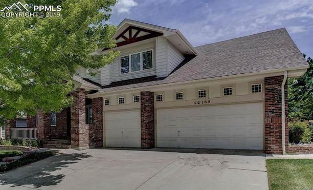 22189 E Costilla Drive, Aurora, CO 80016 (#2701263) :: Jason Daniels & Associates at RE/MAX Millennium