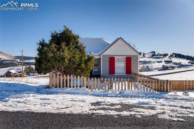 304 W May Avenue, Cripple Creek, CO 80813 (#2705472) :: Tommy Daly Home Team