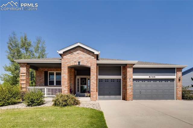 17608 White Marble Drive, Monument, CO 80132 (#2705841) :: The Daniels Team