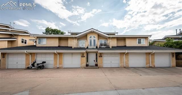 556 Observatory Drive, Colorado Springs, CO 80904 (#2706322) :: Venterra Real Estate LLC