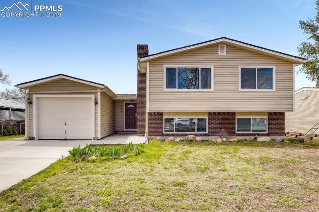 420 Avenida Del Cielo, Fountain, CO 80817 (#2706599) :: The Hunstiger Team