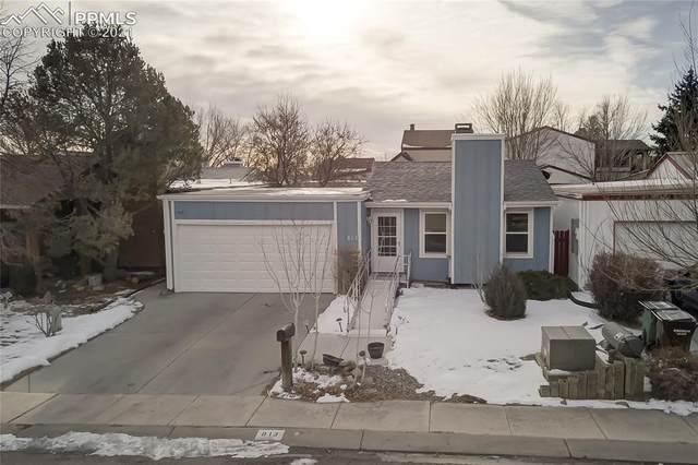813 San Gabriel Place, Colorado Springs, CO 80906 (#2714021) :: HomeSmart