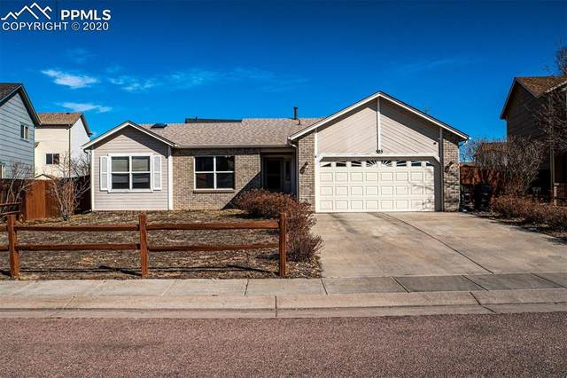 585 Jayton Drive, Colorado Springs, CO 80911 (#2717263) :: Jason Daniels & Associates at RE/MAX Millennium