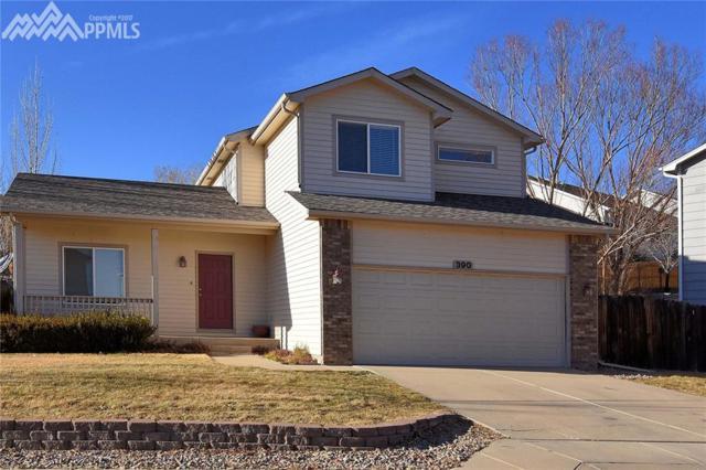 390 Millstream Terrace, Colorado Springs, CO 80905 (#2718219) :: Jason Daniels & Associates at RE/MAX Millennium