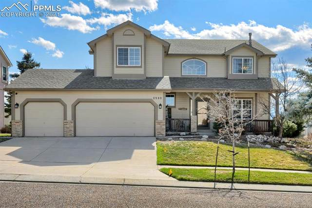 2509 Craycroft Drive, Colorado Springs, CO 80920 (#2718334) :: The Artisan Group at Keller Williams Premier Realty