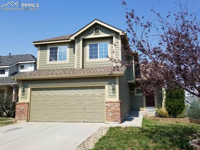 8165 Cedar Chase Drive, Fountain, CO 80817 (#2723787) :: Action Team Realty