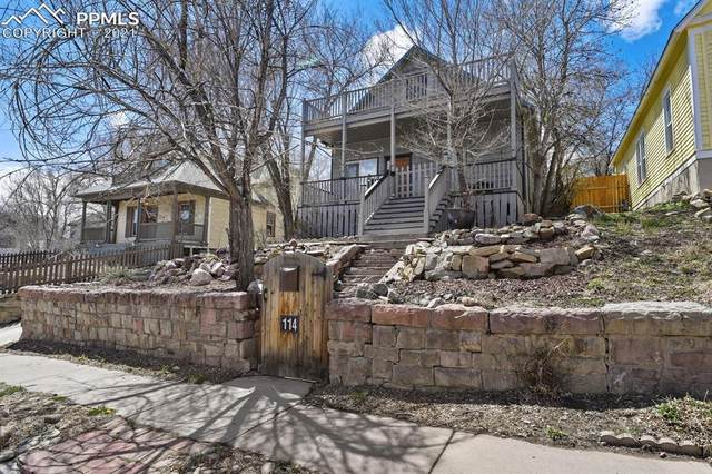 114 N 7th Street, Colorado Springs, CO 80905 (#2727180) :: The Dixon Group