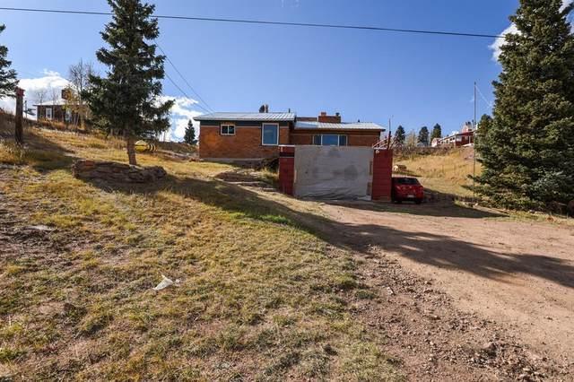 312 W Lee Avenue, Victor, CO 80860 (#2733204) :: Simental Homes | The Cutting Edge, Realtors