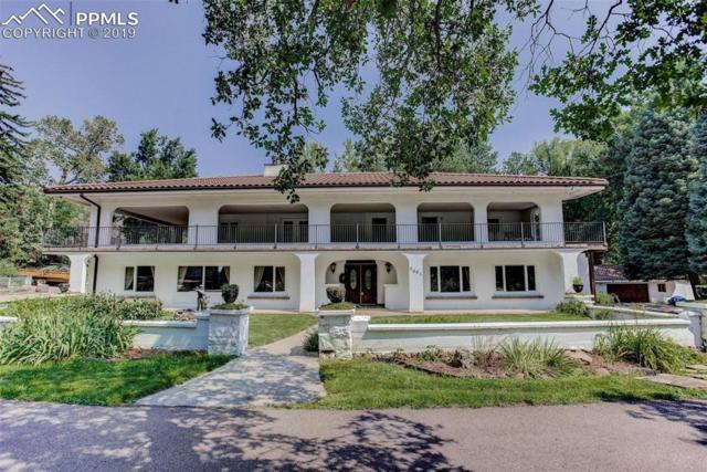 2001 W Cheyenne Road, Colorado Springs, CO 80906 (#2738024) :: Perfect Properties powered by HomeTrackR