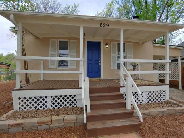629 Maple Street, Colorado Springs, CO 80903 (#2739371) :: The Peak Properties Group