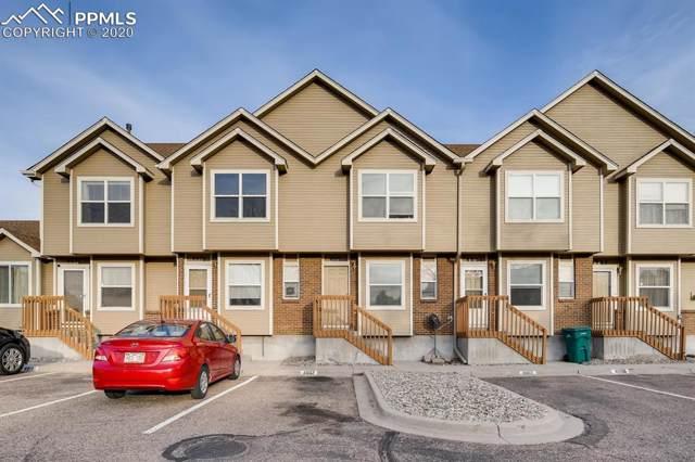 4807 Live Oak Drive, Colorado Springs, CO 80916 (#2744333) :: The Hunstiger Team