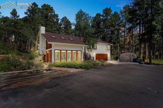14415 Pine Crest Drive, Colorado Springs, CO 80908 (#2745043) :: The Treasure Davis Team | eXp Realty