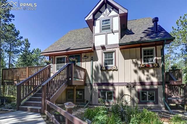 27660 Triple B Road, Woodland Park, CO 80863 (#2749906) :: 8z Real Estate
