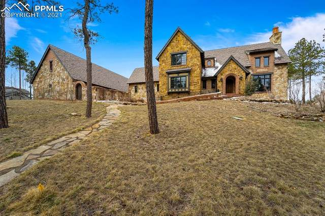 4340 Foxchase Way, Colorado Springs, CO 80908 (#2750429) :: Re/Max Structure