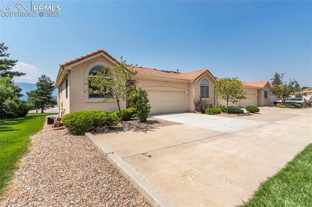 218 Luxury Lane, Colorado Springs, CO 80921 (#2750942) :: Tommy Daly Home Team