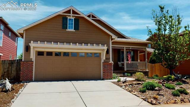 6667 Silverwind Circle, Colorado Springs, CO 80923 (#2751877) :: 8z Real Estate