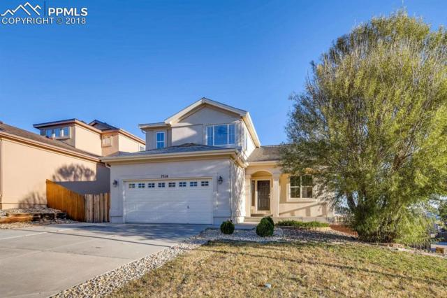 7514 Bentwater Drive, Fountain, CO 80817 (#2753315) :: The Hunstiger Team