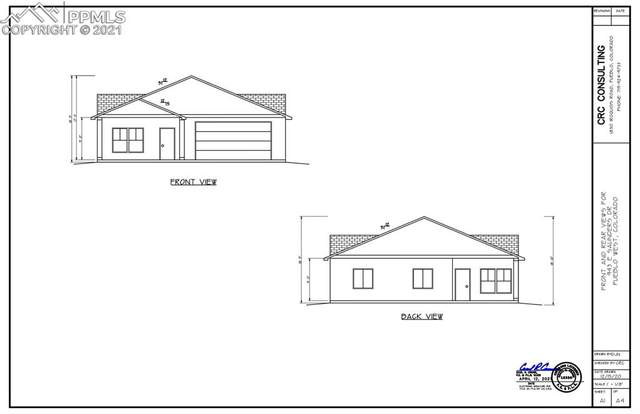 943 E Saunders Drive, Pueblo West, CO 81007 (#2753416) :: The Harling Team @ HomeSmart