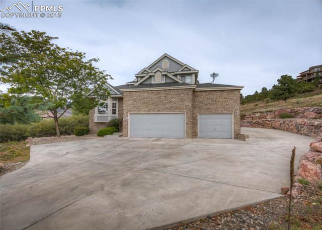 1668 Smoke Ridge Drive, Colorado Springs, CO 80919 (#2755503) :: The Treasure Davis Team