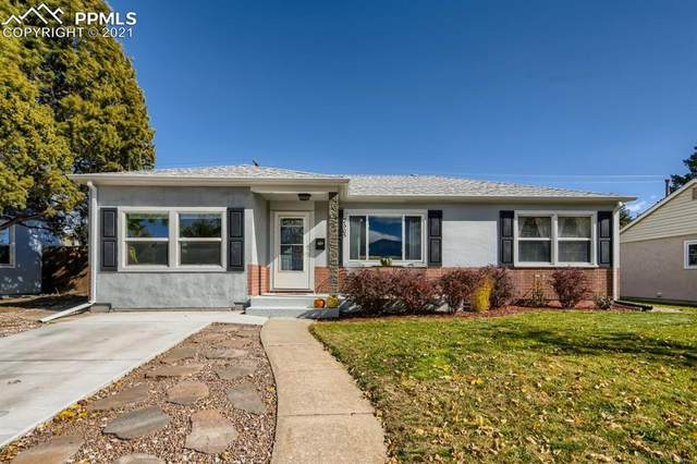 2305 N Logan Avenue, Colorado Springs, CO 80907 (#2761729) :: CC Signature Group