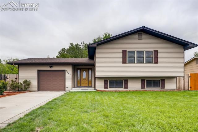 7545 Vineland Trail, Colorado Springs, CO 80911 (#2767840) :: The Kibler Group