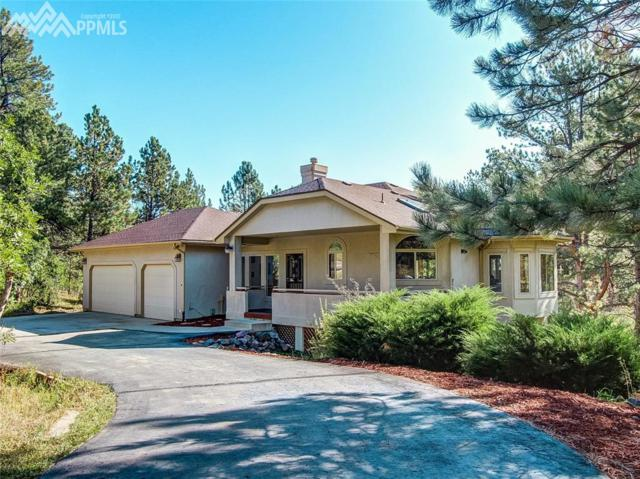 7524 Engineers Court, Larkspur, CO 80118 (#2768682) :: 8z Real Estate
