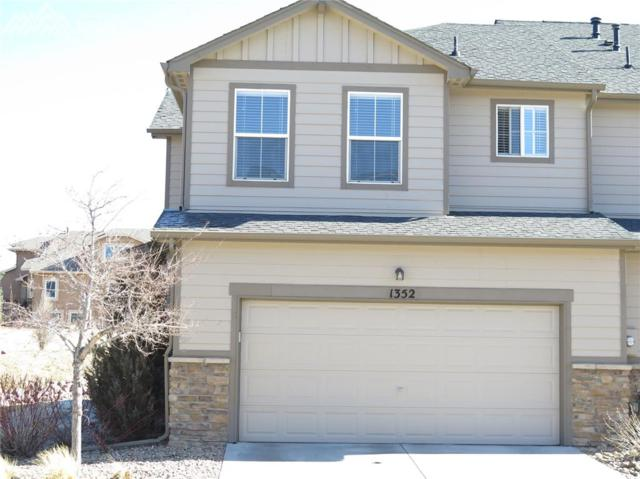 1352 Walters Point, Monument, CO 80132 (#2769027) :: RE/MAX Advantage