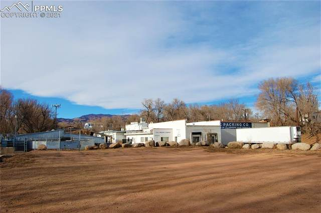 240 S 21st Street, Colorado Springs, CO 80904 (#2771449) :: The Gold Medal Team with RE/MAX Properties, Inc