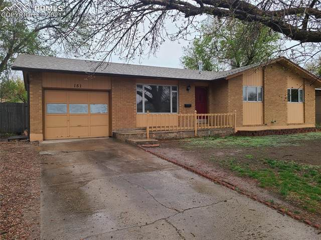 151 Ely Street, Colorado Springs, CO 80911 (#2772200) :: Action Team Realty