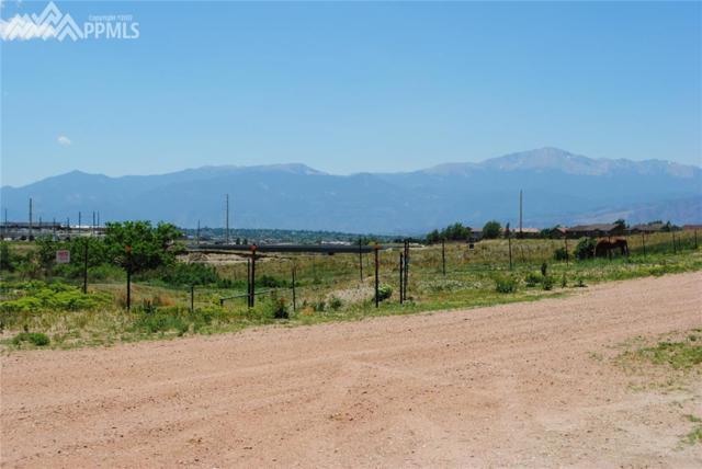 6040 Cowpoke Road, Colorado Springs, CO 80924 (#2775669) :: The Hunstiger Team