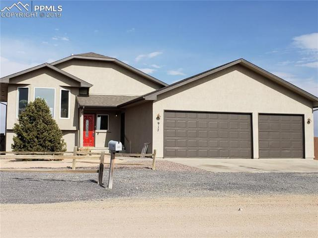 917 E Blackstone Drive, Pueblo West, CO 81007 (#2776011) :: The Peak Properties Group
