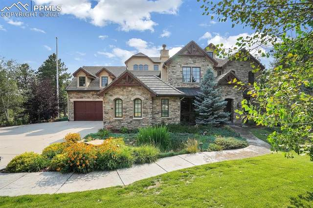 14825 Millhaven Place, Colorado Springs, CO 80908 (#2776033) :: Action Team Realty