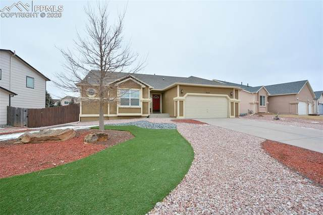 3654 Pronghorn Meadows Circle, Colorado Springs, CO 80922 (#2776202) :: HomeSmart