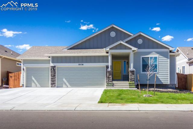 10538 Silver Stirrup Street, Colorado Springs, CO 80925 (#2776235) :: Action Team Realty