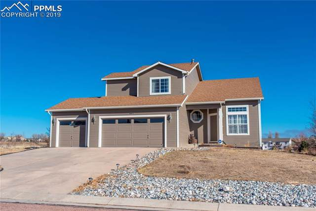 8191 Tompkins Road, Peyton, CO 80831 (#2776484) :: The Kibler Group