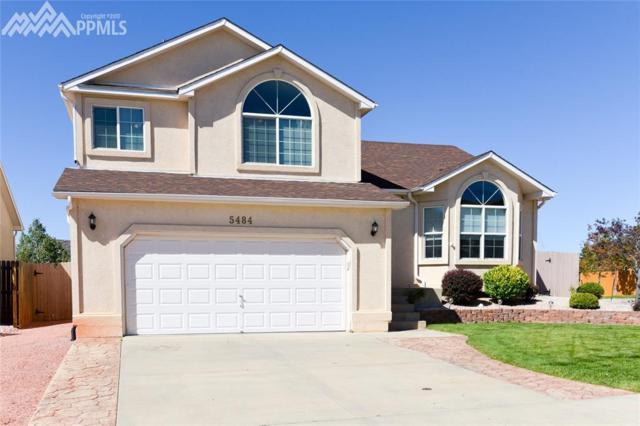 5484 Mountain Garland Drive, Colorado Springs, CO 80923 (#2777329) :: 8z Real Estate