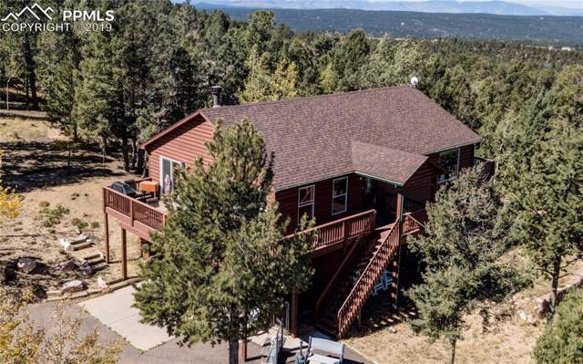 487 Potlatch Trail, Woodland Park, CO 80863 (#2781085) :: The Treasure Davis Team