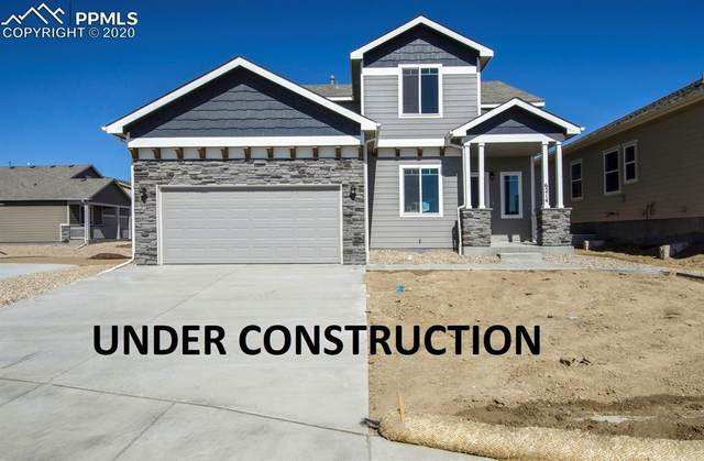 3082 Namib Drive, Colorado Springs, CO 80939 (#2781189) :: Finch & Gable Real Estate Co.
