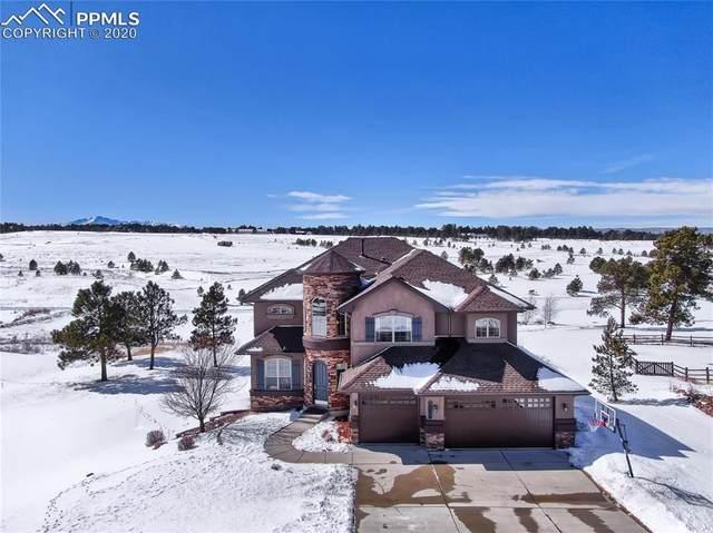 17656 Cabin Hill Lane, Colorado Springs, CO 80908 (#2783110) :: The Daniels Team